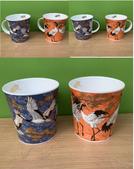 藝術收藏:單頂鶴杯.JPG