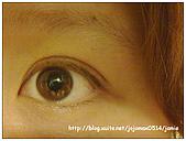 JOJO❤隨性拍:左眼的雙眼皮~