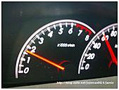 寶貝愛車全記錄:轉速保持在 2 - 2.5 之間是最省油的.jpg