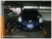 寶貝愛車全記錄:停在機械式車庫內.jpg