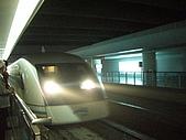 上海浦東磁浮列車:磁浮列車的頭