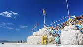 北疆  North Xinjiang - 20180701:07080209賽里木湖-成吉思汗點將台.JPG