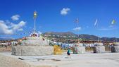 北疆  North Xinjiang - 20180701:07080205賽里木湖-成吉思汗點將台.JPG