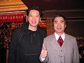 尚霖與人合照分享:尚霖出席塑膠公會與台北市議員 歐陽龍留影於 欣榕園宴會