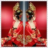 古裝造型  國標舞造型  走秀 妝 髮 量身訂做 共創完美作品:PhotoGrid_1454167727155.jpg