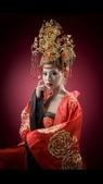 古裝造型  國標舞造型  走秀 妝 髮 量身訂做 共創完美作品:FB_IMG_1477495179345.jpg