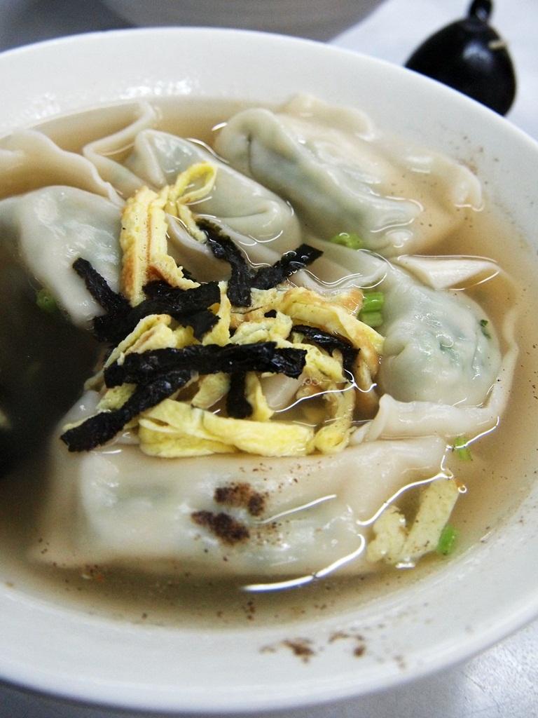 【西門町】趙記菜肉餛飩大王。超大顆超有飽足感的好味餛飩!:【西門町】趙記菜肉餛飩大王。超大顆超有飽足感的好味餛飩!