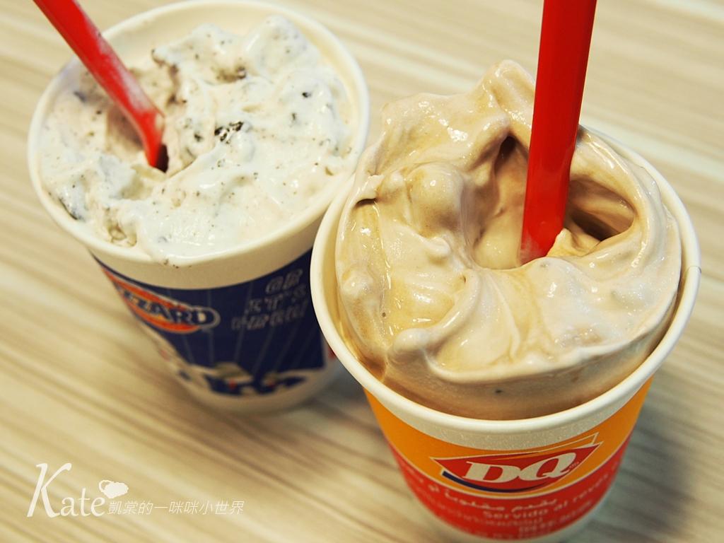 【士林天母】Dairy Queen(DQ)。巴菲特最愛、倒杯不灑...傳說一籮筐的冰淇淋店:20140611 DQ (8).JPG