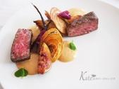 【台中】樂沐法式餐廳。近年吃過最銷魂的牛排。姊也是吃過高級法式料理的人了!:P5013657.JPG