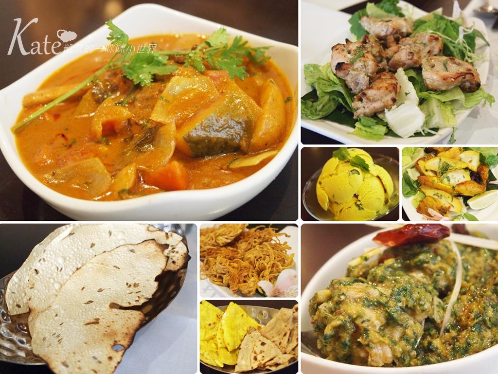 【天母】番紅花印度美饌。兼具質感與美味的異國料理餐廳,不便宜就是了:title2.jpg