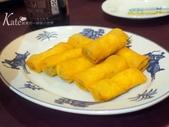 【中山區】香港醉紅樓潮州菜館。經典滷水、石榴雞、絲瓜煎、反沙芋頭:P1280073.JPG