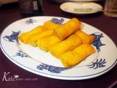 【中山區】香港醉紅樓潮州菜館。經典滷水、石榴雞、絲瓜煎、反沙芋頭:P1280072.JPG