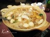 【中山區】香港醉紅樓潮州菜館。經典滷水、石榴雞、絲瓜煎、反沙芋頭:P1280046.JPG