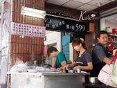【新店】三民路全聯門口的無名小吃攤。米粉與豬血湯都是我的愛:P5243448.JPG
