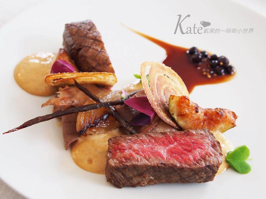 【台中】樂沐法式餐廳。近年吃過最銷魂的牛排。姊也是吃過高級法式料理的人了!:P5013670.JPG
