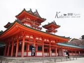 【京都】2016新年京阪走春。Day 4-3。平安神宮、山元麵藏烏龍麵:P2120568.JPG
