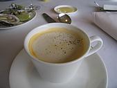 君悅寶艾早午餐:經典龍蝦濃湯配白蘭地與鮮奶油
