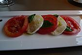 精緻商業套餐:經典蕃茄起士盤