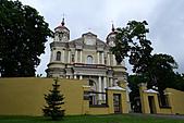 立陶宛之旅:聖彼得保羅教堂