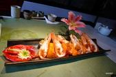 食養山房懷石料理:紅蝦蓮藕包