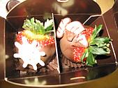 GODIVA2013情人節巧克力:GODIVA手工草莓巧克力