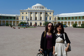 聖彼得堡之旅﹝上﹞:帕甫羅夫斯克宮
