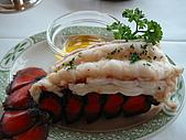 勞瑞斯牛肋排餐廳饗宴:龍蝦尾
