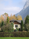奧地利之旅:特倫湖周邊景色