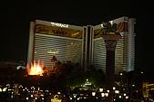 賭城─拉斯維加斯之旅:火山爆發秀