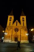 Bosniaks波士尼亞之旅!(2013/10/16-28):天主教堂夜景