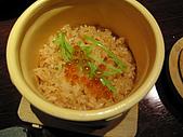 八王子新懷石料理:鮭魚卵飯