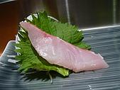 匠壽司日式料理:金目鱸生魚片