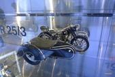 Bundesrepublik Deutschland德國之旅─BMW汽車博物館及展示中心:BMW汽車博物館收藏的各式摩托車
