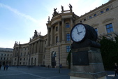 Bundesrepublik Deutschland德國之旅─柏林、波莰坦、德勒斯登:洪堡大學周邊景致