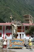 Machu-Picchu馬丘比丘:馬丘比丘小鎮的景致