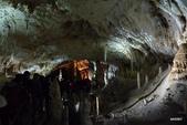 SLOVENIA斯洛凡尼亞POSTOJNSKA JAMA及GRAD古堡:POSTOJNSKA JAMA鐘乳石景致