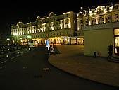 捷克之旅:卡羅維亞麗溫泉區夜景