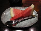 八王子新懷石料理:水果