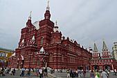 俄羅斯─莫斯科之旅:俄羅斯國家歷史博物館歷史博物館