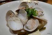 ibuki 李桑の創作懷石料理:蛤蜊蒜味煮蒸