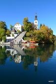 SLOVENIA斯洛凡尼亞布列德湖:布列德湖景致