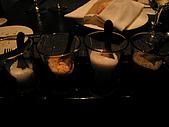 A CUT牛排館:各式海鹽佐料
