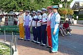 迪士尼樂園之旅:迪士尼樂園降旗典禮