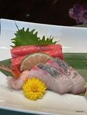 ibuki 李桑の創作懷石料理:三品生魚片