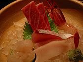 三井料理の真相:綜合生魚片
