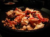 三井料理の真相:碳烤杏仁鱈場蟹