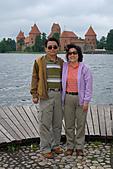 立陶宛之旅:特拉凱水中古堡