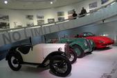 Bundesrepublik Deutschland德國之旅─BMW汽車博物館及展示中心:BMW汽車博物館收藏的早期生產的車輛