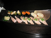 三井料理美術館:握壽司