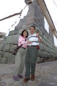 秘魯之旅﹝上﹞:Inca Roca Street美洲豹石牆周邊景致